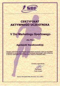 Sport event organisation